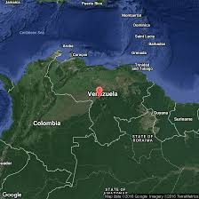 Where Is Venezuela On A Map Mountains In Caracas And Venezuela Usa Today
