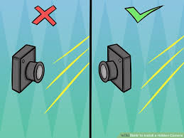 Hidden Camera In Boys Bathroom How To Install A Hidden Camera With Pictures Wikihow