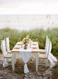 simple wedding reception ideas simple wedding reception table setting on the fab mood