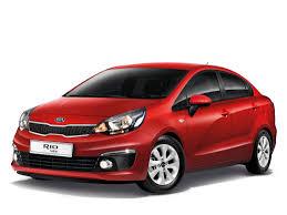 kia rio the all new kia rio sedan launched kensomuse
