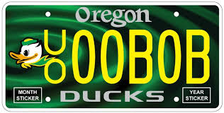 san diego state alumni license plate frame uo alumni uo license plate