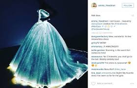 zac posen light up gown claire danes wore a light up zac posen gown to the met ball