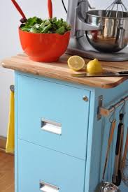 Upcycled Stereo Cabinet Remodelaholic Upcycled Vintage Desk Into Kitchen Island With Storage