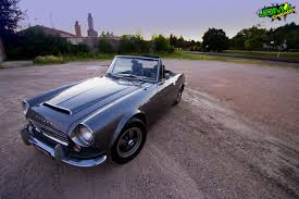vintage datsun convertible feature 1968 datsun roadster