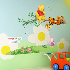 Winnie The Pooh Curtains For Nursery by Winnie The Pooh Bedroom Wallpaper Descargas Mundiales Com