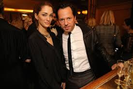 saif mahdhi and leila yavari host a dinner in paris vogue