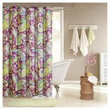 Target Paisley Shower Curtain - amazon com interestprint ethinic mandala polyester fabric shower