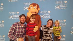 liberty science center families come out for members breakfast