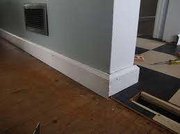 recessed baseboards images of modern baseboard molding home sc