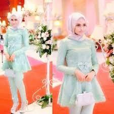 model baju kebaya muslim 5 model kebaya muslim modern model kebaya muslim