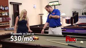 rec warehouse pool tables rec warehouse pool table commercial youtube