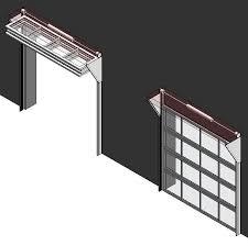 Renlita Overhead Doors Renlita Doors America Llc Panel Doors Bim Objects Families