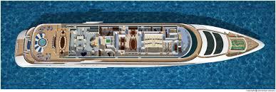 yacht floor plans ocarina a 262ft mega yacht