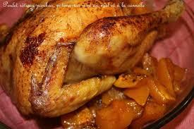 comment cuisiner le potiron poulet rôti au paprikas potimarron doré au miel et à la cannelle
