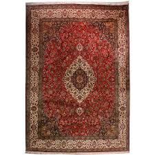 Exclusive Oriental Rugs Classic Rugs Kashmir Silk Exclusive 345x248cm Oriental Silk Rug