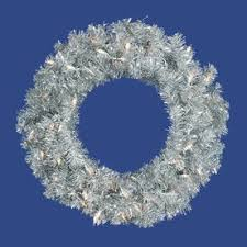 Pre Decorated Artificial Christmas Wreaths by Shop Artificial Christmas Wreaths At Lowes Com