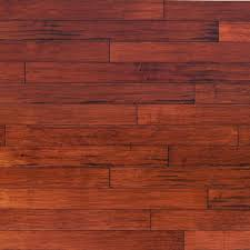 Bruce Maple Cinnamon Hardwood Floor by Heritage Mill Scraped Vintage Maple Ginger 3 4 In Thick X 5 In