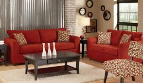 Red Sofa Set by Living Room Smart Cheap Living Room Sets Ideas Complete Living