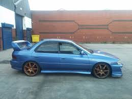 subaru impreza wrx sti upgrades uk spec manual in great barr
