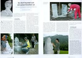 Plana K Hen Verein Skulpturenweg Vättis