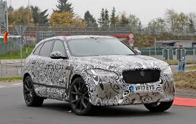 jaguar jeep 2018 jaguar f pace svr 2018 spy photos by car magazine