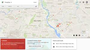 Maps Location History How To Delete U0026 Disable Google Location History Service
