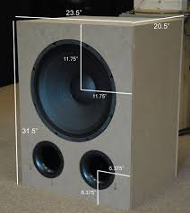 various subwoofer designs bass pinterest speakers audio and