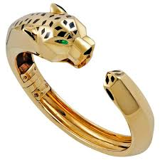 cartier jewelry bracelet images Cartier panther bracelet for sale at 1stdibs jpg
