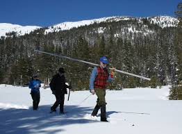 does california s phenomenal snowpack spell the end of its water