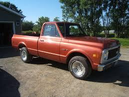 Classic Chevrolet 4x4 Trucks - marcel 72c10 jpg
