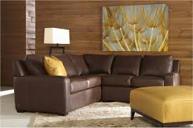 Leather And Suede Sectional Sofa Sofa Brown Suede Sectional Genuine Leather Sectional Brown