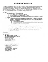 Examples Of References For Resume by The Stylish How To Add References To Resume Resume Format Web