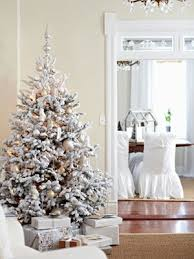 remarkable trees decorated in white 32 for with