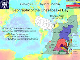 lecture 1 course introduction and geology of the chesapeake bay