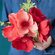 185 best crepe paper revival images on pinterest paper flowers