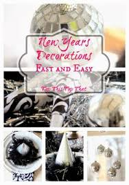 New Year Decorations Pinterest by Checklist For Throwing A New Year U0027s Eve Party Click Here To