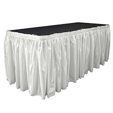 table skirt clips with velcro 1 dozen large table skirt clips plastic white 1 tablecloths