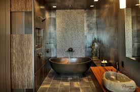 elegant wet room design living room