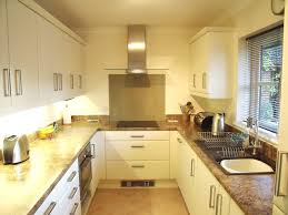 galley style kitchen design ideas galley kitchen design in modern living the home design