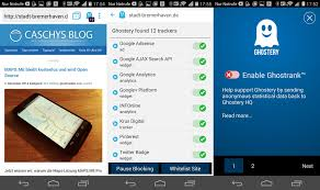 ghostery android ghostery android app live sprots