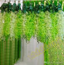 wholesale wedding decoration garland artificial hanging