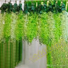 wedding backdrop garland wholesale wedding decoration garland artificial hanging