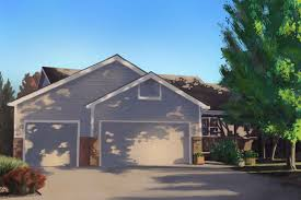 Painting House by Telegraph Office The Digital Art Ranch House Portraits For