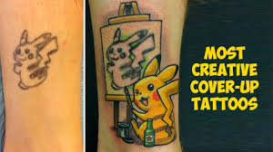 the most creative cover up ideas
