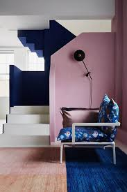 the staircase house design upholstery and colour
