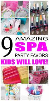 Spa Favors by Favor Ideas