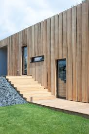 house modern design simple design wood house modern wooden minecraft house woods kaunas