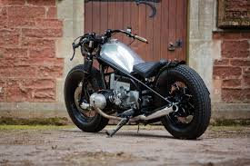 bmw bobber build bespoke one bmw cafe racers scrambler and bobbers built to order