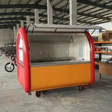 food trailer concession minggu oem food truck coffee van caravan