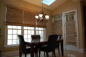 decorating elegant dining room design with upholstered dining